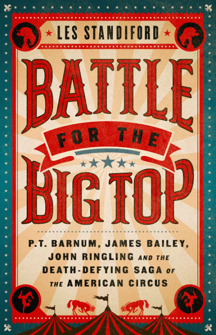 Les Standiford - Battle for the Big Top Bookcover